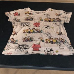 Peanuts Graphic Tee